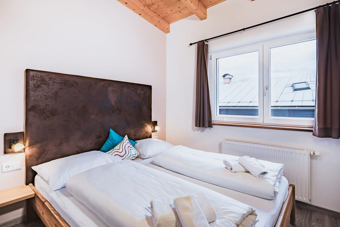 Appartement Typ A Schlafzimmer © jfk-photography.at