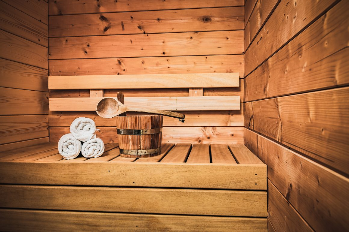 Appartement Typ B private Sauna © jfk-photography.at